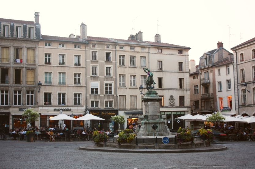 Place Saint-Epvre